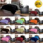 GOOSE DOWN ALTERNATIVE DOUBLE FILLED LUXURY COMFORTER KING Q