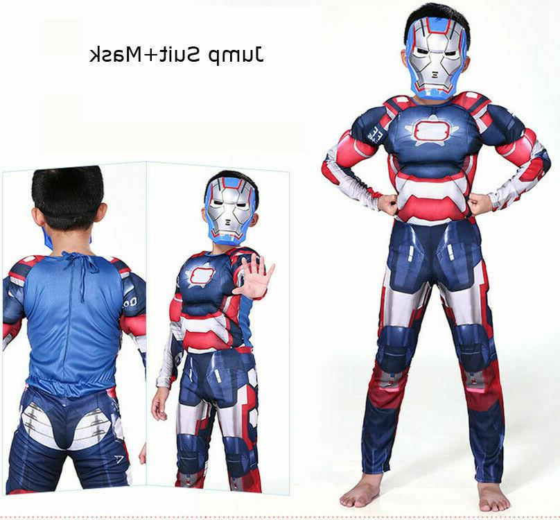 2020 Man Halloween Jumpsuit Outfit