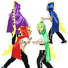 ADJOY Halloween Dinosaur Costumes Capes and Masks for Kids -