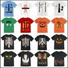 Halloween Easy Costume Facny T-shirt For Boys / Girls Toddle
