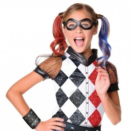 Harley Quinn Superhero Halloween Dress