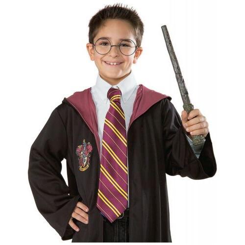 harry potter tie kids gryffindor halloween costume