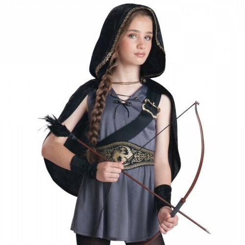 Hooded Costume Tween/Kids Fancy