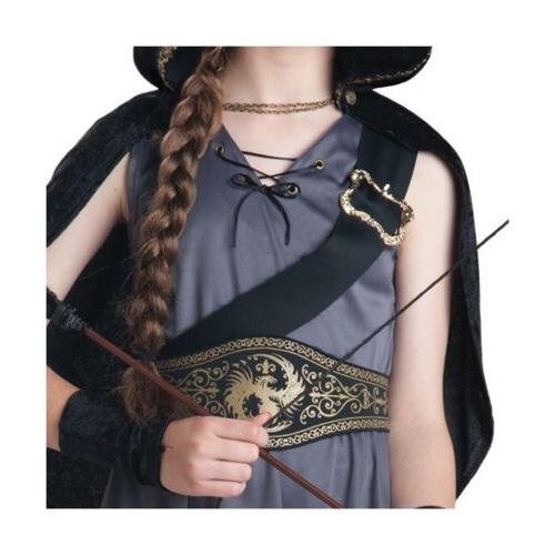 Hooded Huntress Tween/Kids Fancy