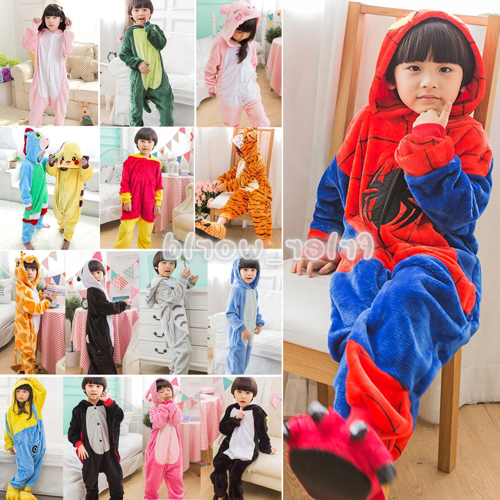 Hot Adults Kigurumi Sleepwear Costumes