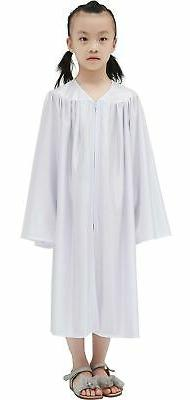 IvyRobes Silky Choir Robes Costume Judge Robes for Kids 33 W