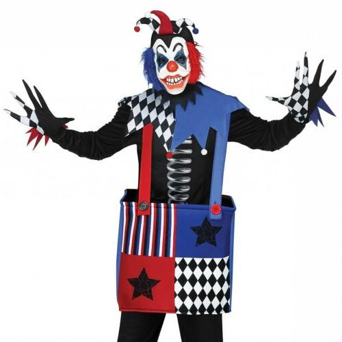 Jack in Costume Halloween Fancy