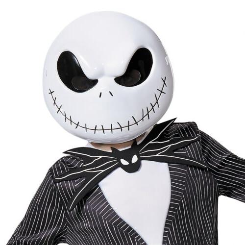 Jack Skellington Costume Kids Halloween Fancy Dress