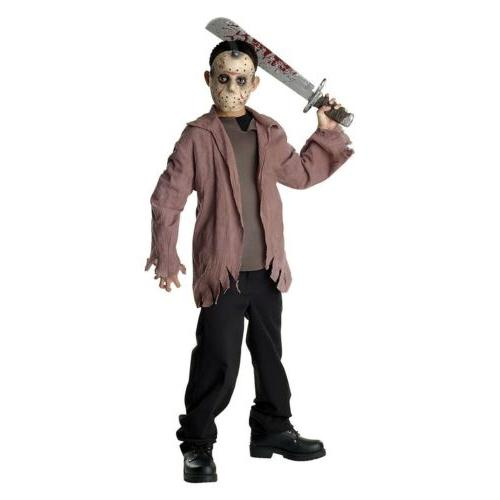 jason costume kids friday the 13th scary