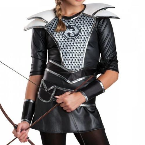 Katniss Everdeen Hunger Dress
