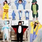 Kids Animal Pajamas Kigurumi Unisex Flannel Sleepwear Cospla