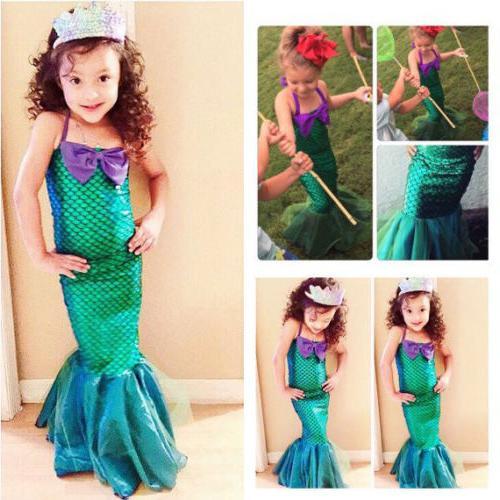 Kids Ariel Set