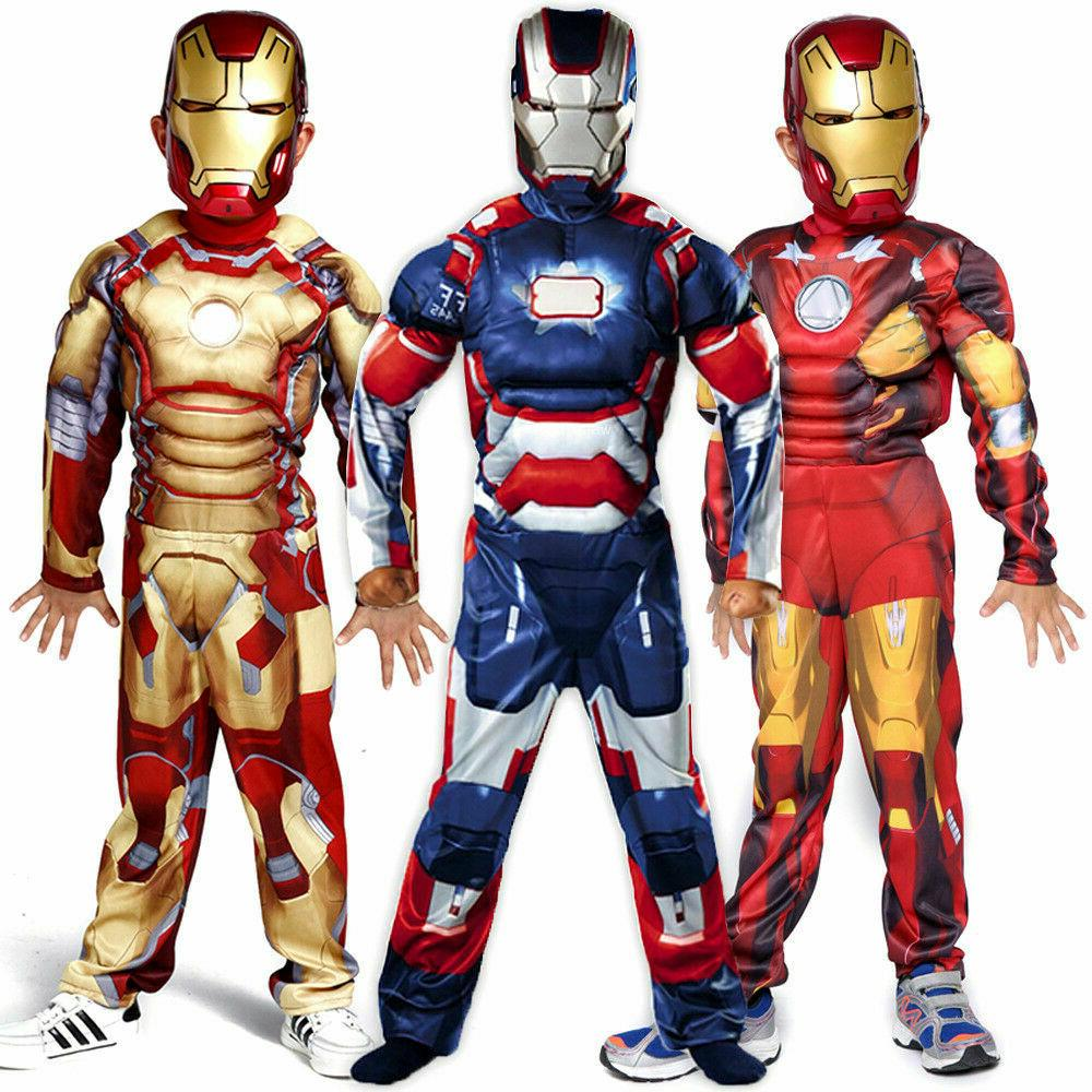 2020 usa avengers iron man cosplay costume