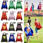 Kids Boys Marvel Superhero Cosplay Costumes Toddler Cape Bli