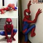 Kids Christmas Party Spiderman Performance Costume Superhero