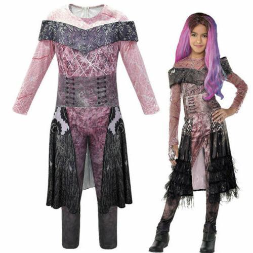 hot descendants 3 audrey mal jumpsuit dress