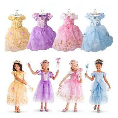 Kids Costume Fairytale Up Cinderella