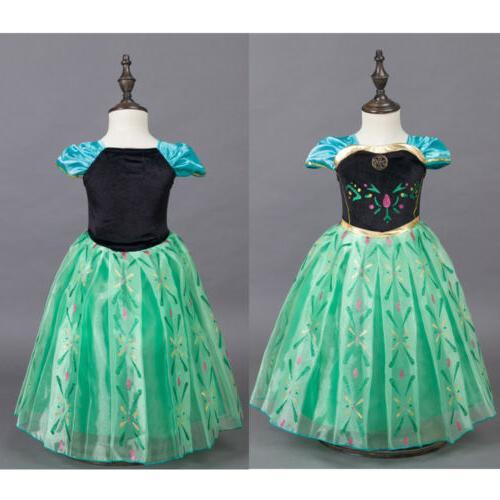 Kids Movie Dress Party Dress