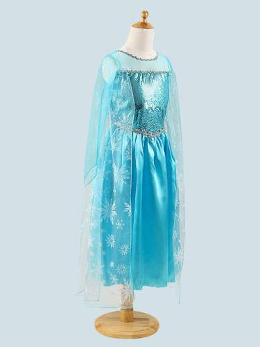 Kids Disney Princess Costume Anna Belle