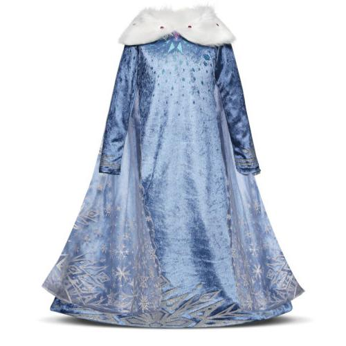 Kids Princess Costume Anna Belle Cos