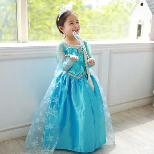 Fancy Kids Fairy Tale Cosplay Dress-Up
