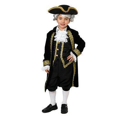 kids historical alexander hamilton costume by