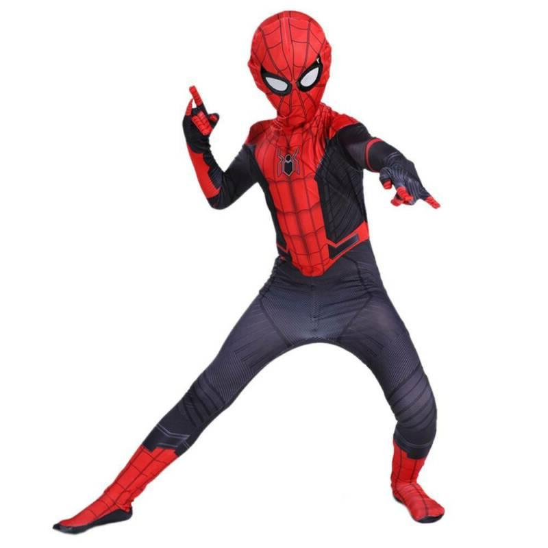 Kids Superhero Halloween Fancy Party