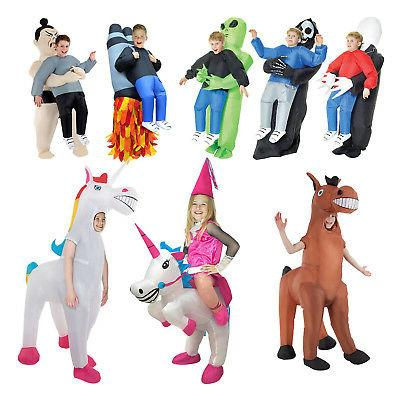 kids inflatable blow up pick me up
