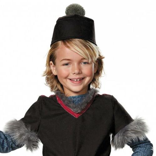 Kristoff Costume Frozen Fancy