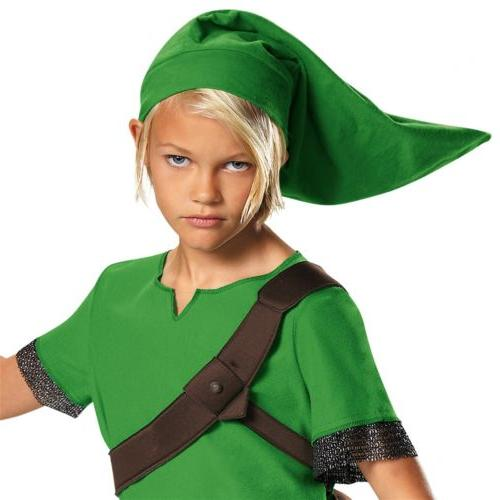 Link Costume Kids Legend of Dress