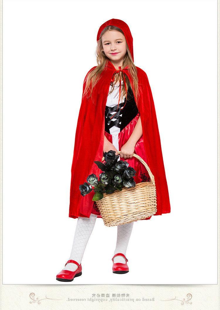 little red riding hood costume kids girls
