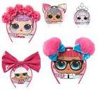 Lol Surprise Doll Headband Birthday Party Favor Dress Up Cos