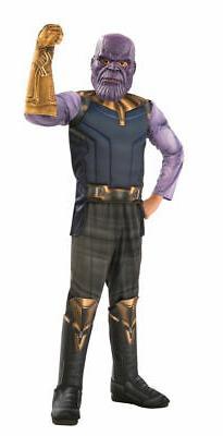 Rubie's Marvel Avengers: Infinity War Deluxe Thanos Child's