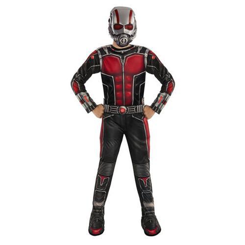 Marvel Comics Ant-Man Super Hero Boys Child Costume | RUBIES
