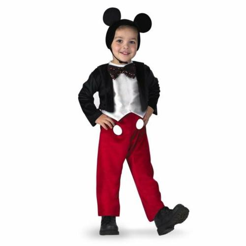 mickey mouse deluxe kids costume disguise 5027
