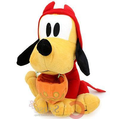 Disney Mickey Mouse Friends Halloween Costume Pluto Plush Do