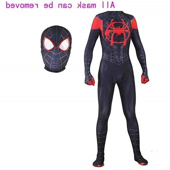 Spider Man Suit Unisex Kids