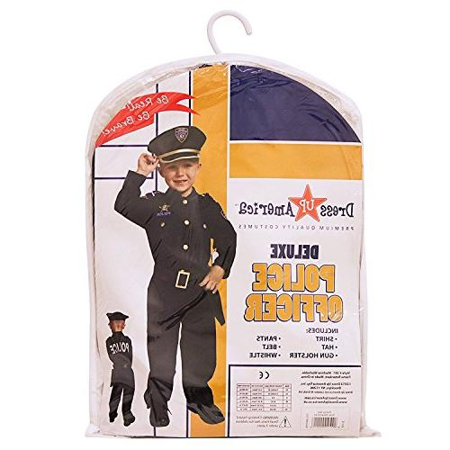morris costumes little police