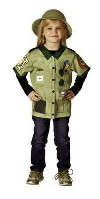 my 1st career gear zookeeper costume