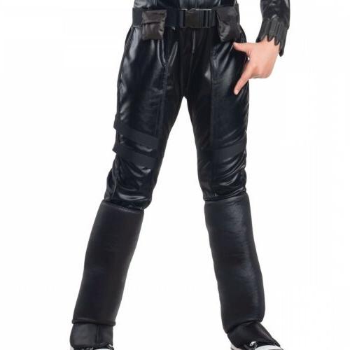 Natasha Romanoff Costume Black Girls Outfit