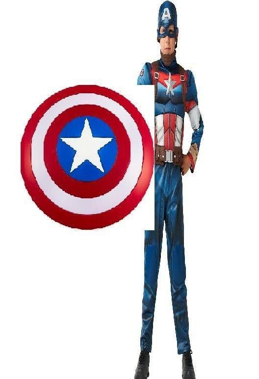 New Disney Captain Costume Kids 5 6 with