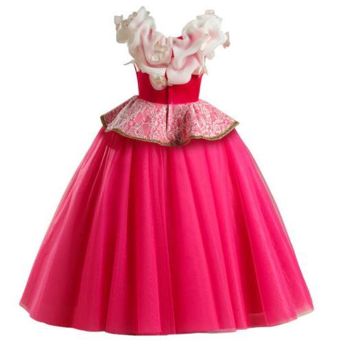 New Princess Aurora Girls Cosplay