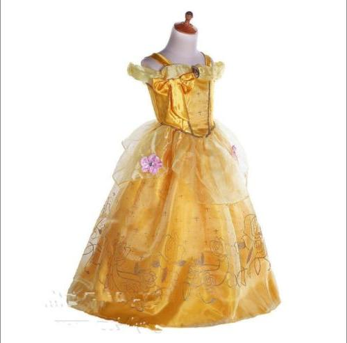 New Disney Princess Aurora Girls Cosplay Party