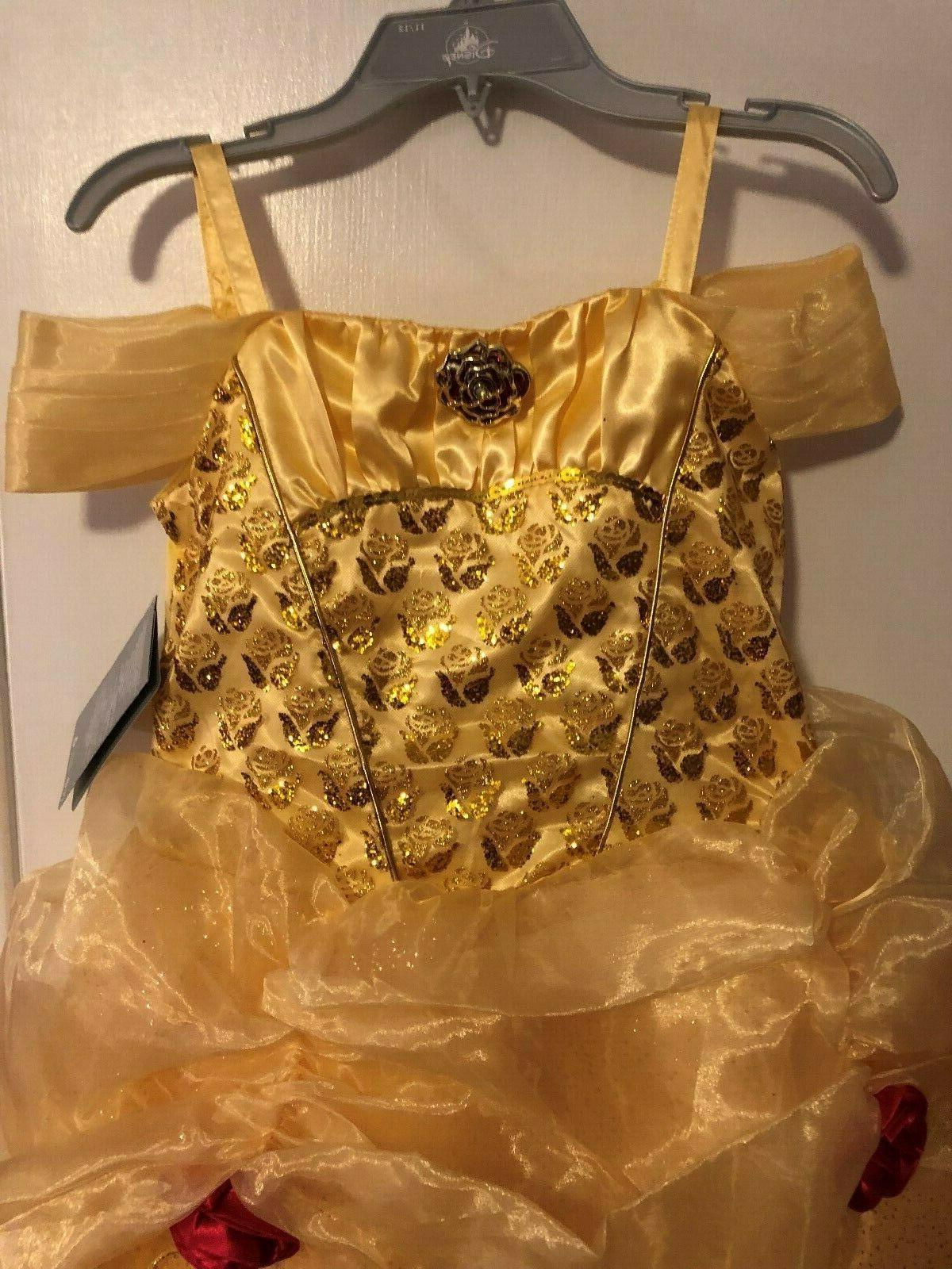 NWT Disney Belle for Kids and