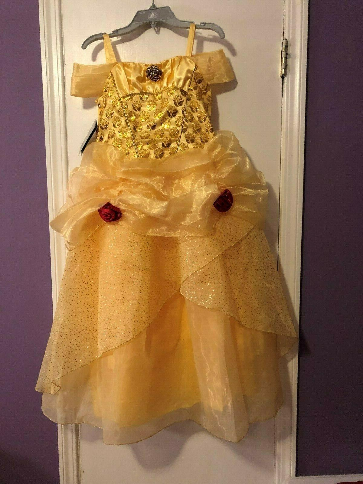 nwt belle costume for kids beauty