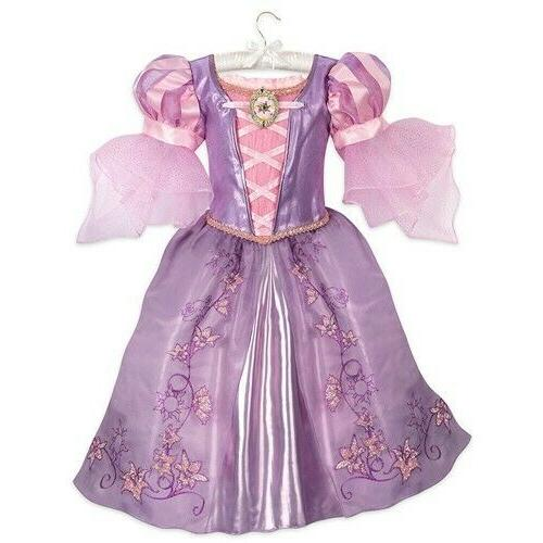 nwt store rapunzel costume for kids tangled