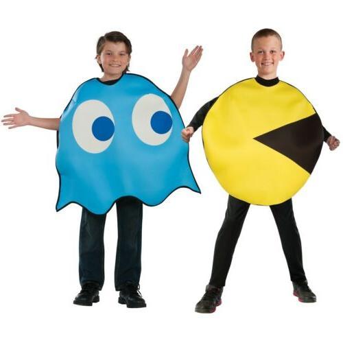 pac man costume kids halloween fancy dress
