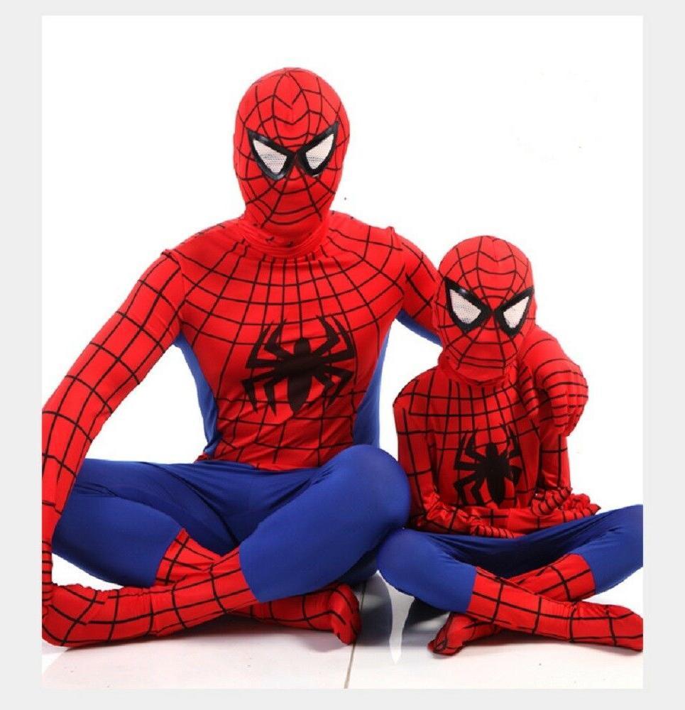 Party Teen Costume Superhero Bodysuit