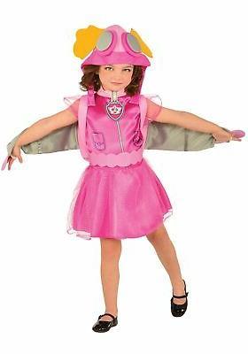 paw patrol skye child costume