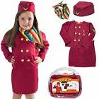 Tigerdoe Pilot Costume for Kids - Stewardess Costumes - Kids